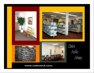 Oakes Public Library