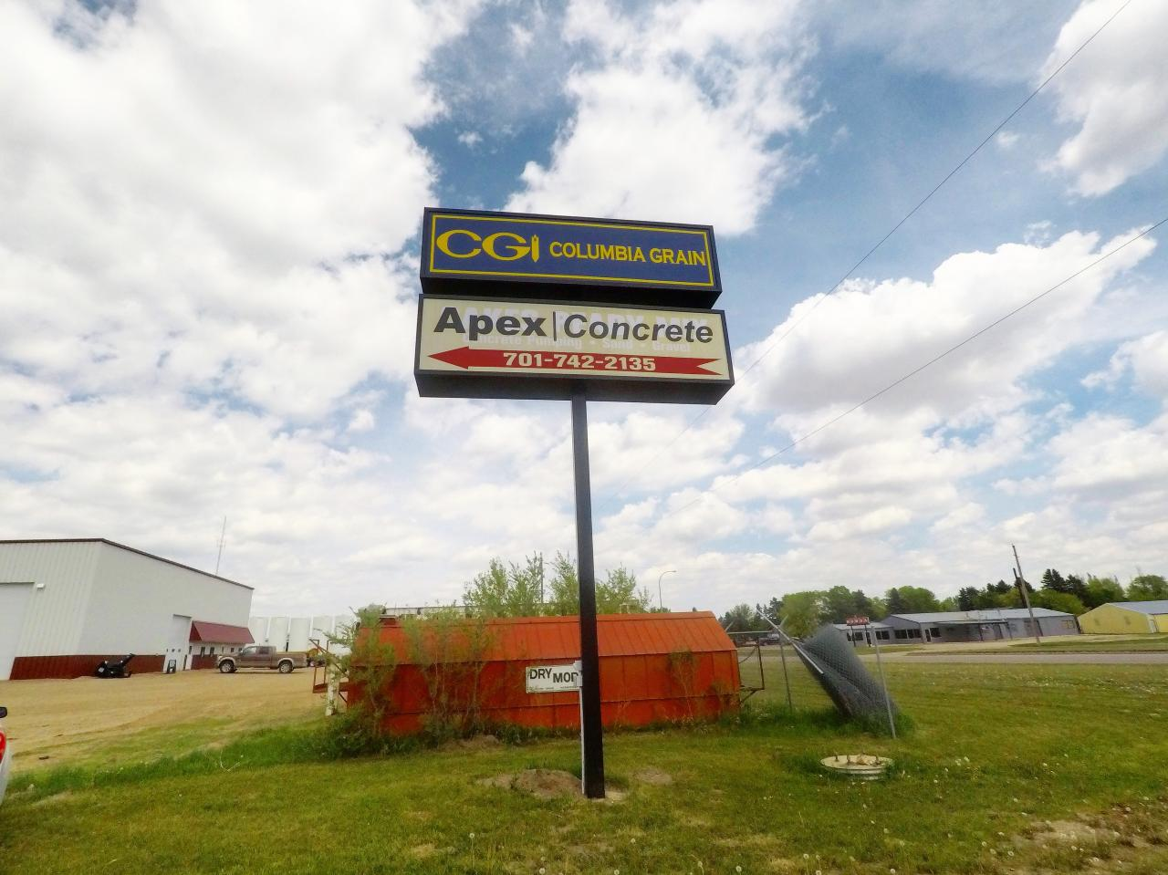 Columbia Grain & Apex Concrete