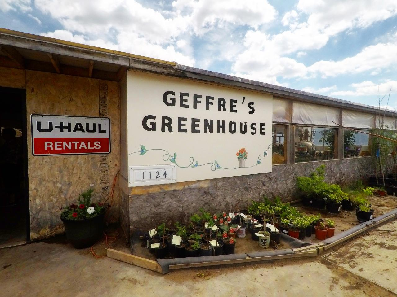 Geffre's Greenhouse