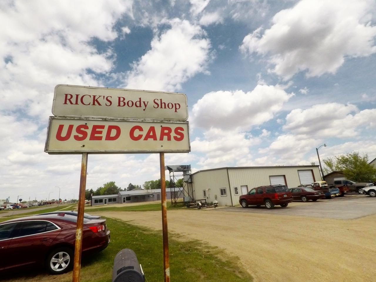 Rick's Body Shop